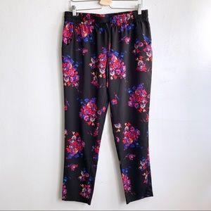 Coldwater Creek Natural Fit Floral Pants